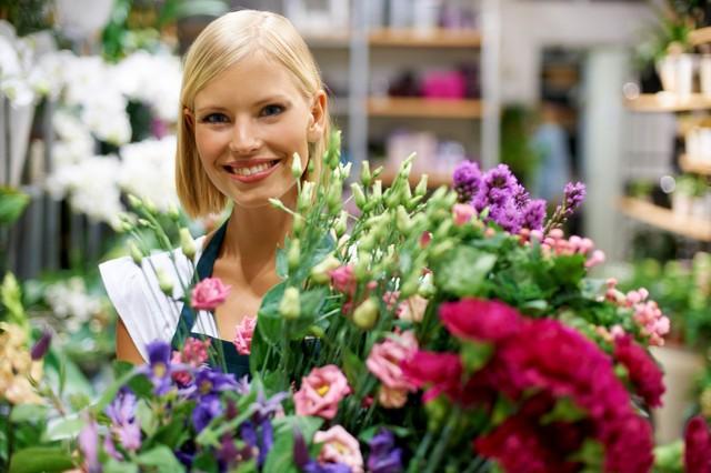 Где отучиться, поучиться мастерству по профессии, специальности флорист