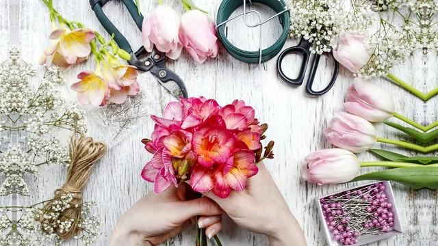 Как и где идет набор в учебный центр (курсы) флористов