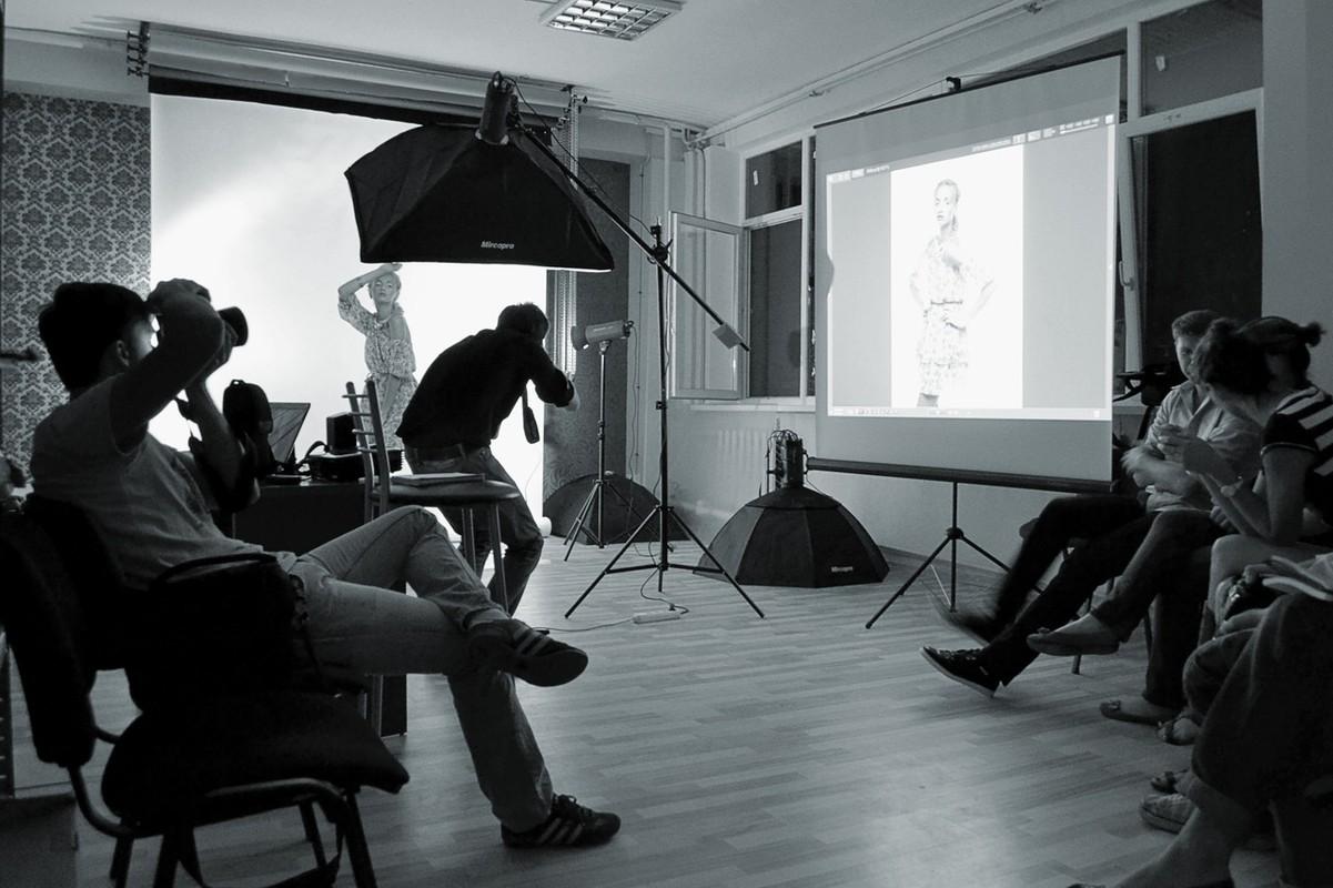 где в ростове пойти на курсы фотографа мадрида