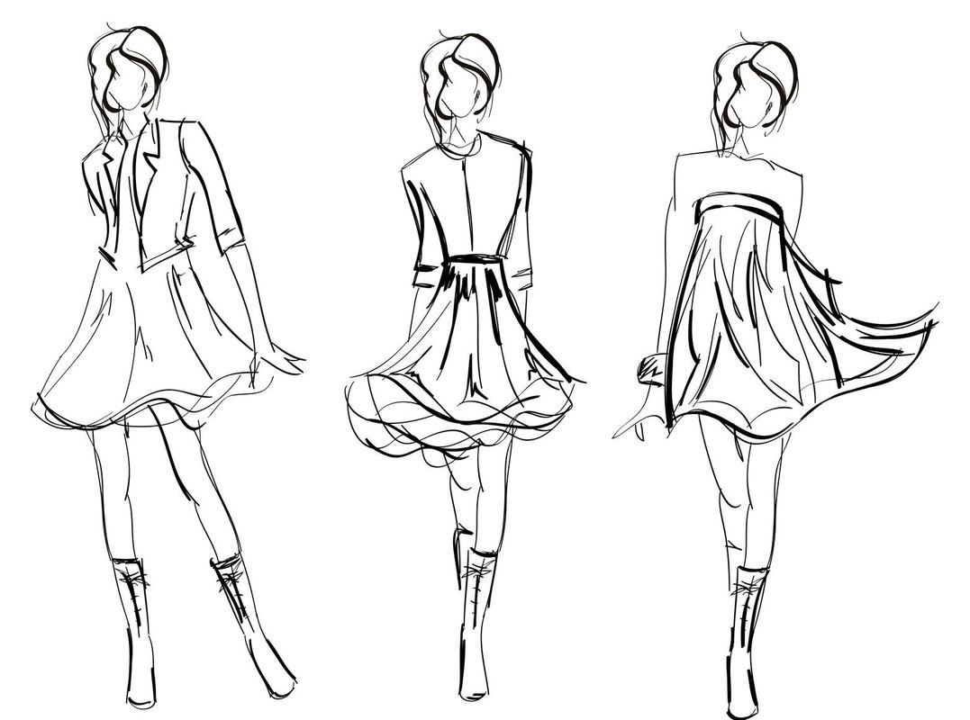 Как и где найти посещаемые, качественные курсы обучения дизайну одежды