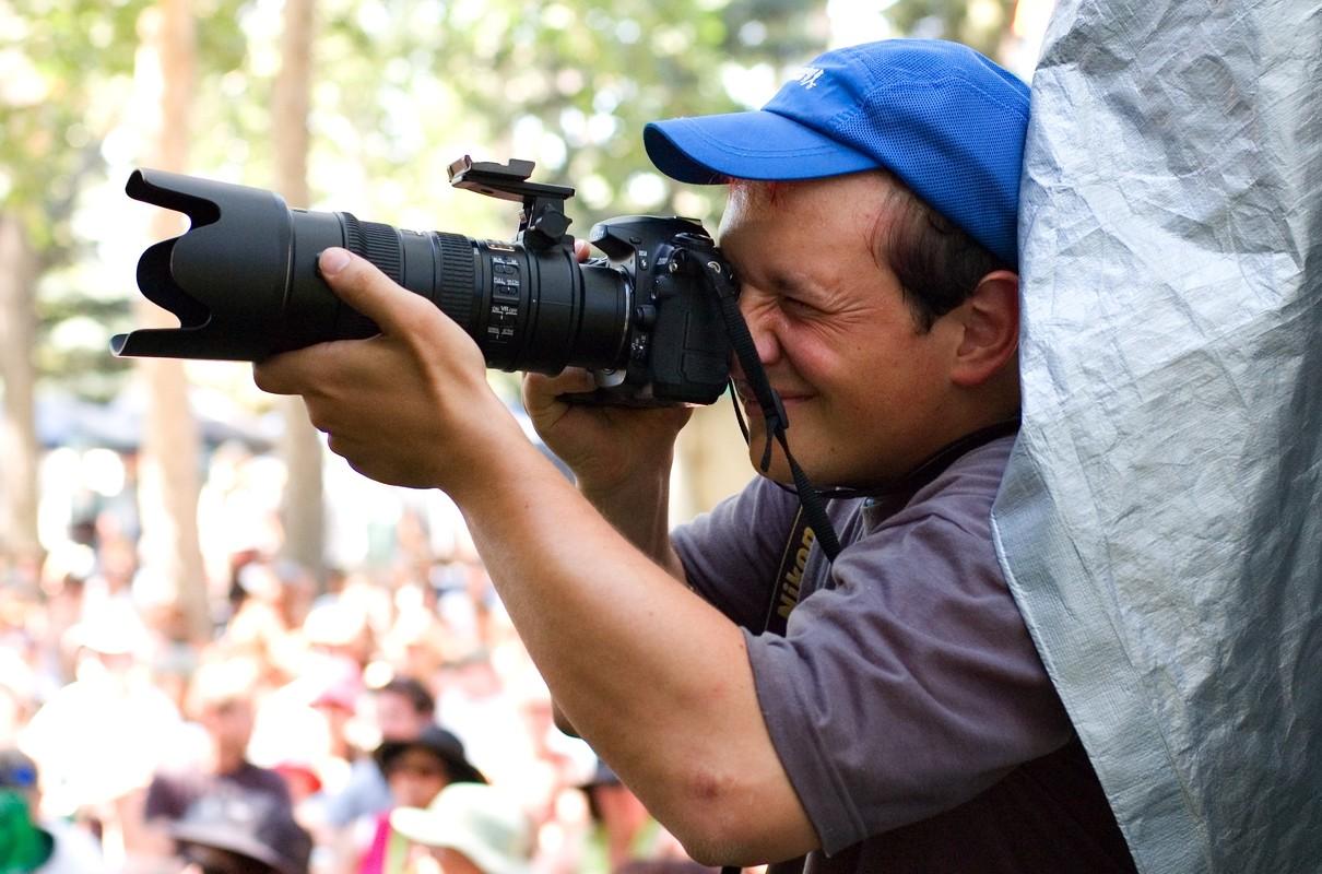 С чего надо учиться фотографировать