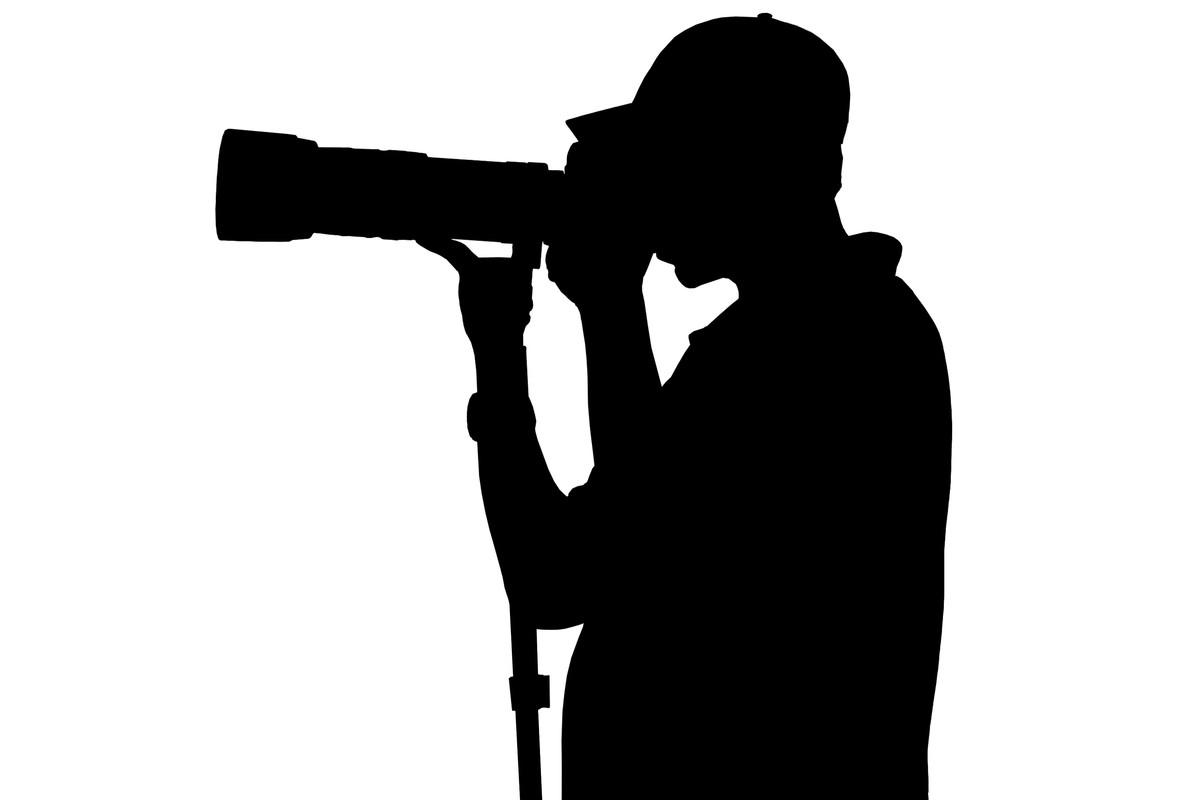 это картинка мужчина с фотоаппаратом вектор сожалению