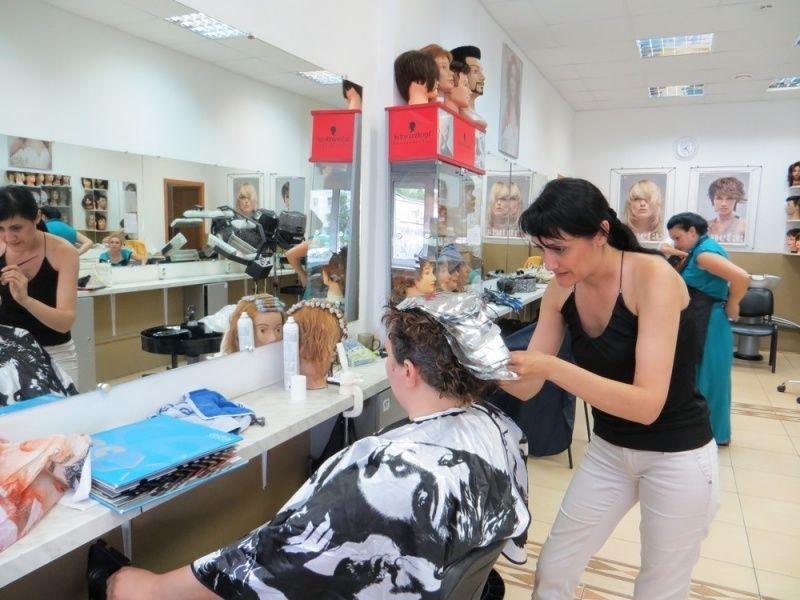 Где пройти курсы парикмахеров с трудоустройством